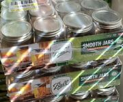 12 Pack 8oz Ball Regular Mouth Canning Mason Jars 1/2 Pint New In Stock