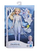 New Disney Frozen 2 Magical Discovery Elsa Doll Lights And Sounds Nib