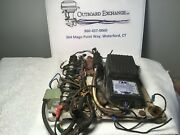 Omc Johnson Evinrude Pulse Power Assembly 398363 Includes Bracket 0383298