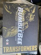 3a Transformers Dark Of The Moon Bumblebee Collectible Figure