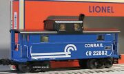 ✅lionel Conrail Smoking N5b Caboose 6-81807 For Diesel Engine Smoke O Scale