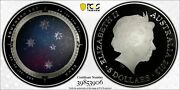2012 Australia Crux Southern Sky Domed 5 Silver Proof Coin Pcgs Pr70dcam 3906