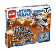 Lego Star Wars Republic Dropship With At-ot 10195 Brand New In Box