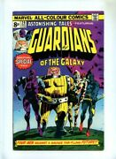 Astonishing Tales 29 - 1975 - Pence - Reprints 1st App Guardians Of The Galaxy
