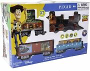 Lionel Pixar's Toy Story Battery-powered Model Train Set Ready To Play W/ Remote
