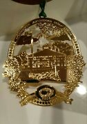 2004 Augusta National Golf Club Annual Christmas Ornament- Clubhouse