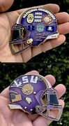 Lsu Tigers Football National Champs Police Military Challenge Coin Non Nypd Joe