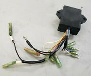 6l2-85540-23-00 C F8t16571 Yamaha 2004 And Up Cdi Unit 25 Hp 2 Stroke 1 Year Wty
