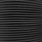 Clearance Bulk Paracord Spools - Black Parachute Cord In 1000and039 And 500and039 Lengths