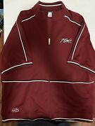 Rare Vintage 1990and039s Nike Air Flight Set It Off Jacket- Preowned Menand039s Size 3xl