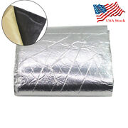 98and039and039andtimes39and039and039 Aluminum Sound Deadener Mat Firewall Heat Insulation For Car Hot Rod