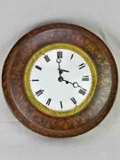 Antique French Tole Clock - Directoire 20andfrac34