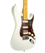 Fender American Ultra Stratocaster Hss Maple Fingerboard Arctic Pearl