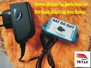 Electronic Ultrasonic Pest Repeller,mouse, And Mice Repeller, Mosquito And Mouse