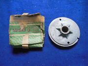 Nos Lucas Generator/dynamo End Plate With Bushing Mg T Type 225945