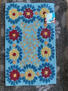 The Pioneer Woman Daisy Chain Kitchen Rug 18 X 30