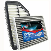 Engine And Carbon Cabin Air Filter 28113-1r100 97133-b2000 For Kia Soul L4 1.6 2.0