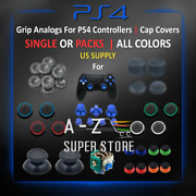 Analog Thumb Stick Replacement Fits Ps4 Controller Grip Cover Caps All Colors