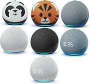 All-new Echo Dot 4th Gen - Smart Speaker With Alexa - All Models And Colors