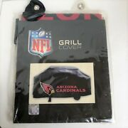New Arizona Cardinals Nfl Barbeque Grill Cover Black For Grills Up To 68 Wide