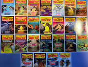 Complete Who Would Win Book Series -25 Brand New Books Walrus Vs. Elephant Seal