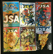 Justice Society Of America Lot 1-58, All Stars 1-8, Annual 1, More Vg-vf
