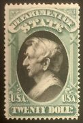 Scott O-71 20 Green-state Dept. Fine+ Mng Cat 2250 Fresh Color-aps Member