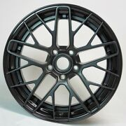 Fits Porsche 2 Piece Forged Floating Spokes Wheels Staggered Set 20x8.5 20x11.5