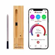 Meater Plus + 165ft Smart Meat Thermometer 165 Feet Wireless Long Range