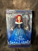 On Hand Disney Store Ariel Doll The Little Mermaid 2020 Holiday Special Edition