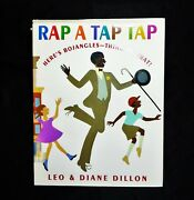 Rap A Tap Tap Here's Bojangles - Think Of That By Leo And Diane Dillon