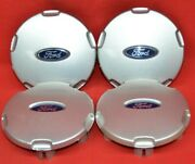 Set Of 4 2001 2002 2003 2004 Ford Escape Wheel Center Hubcap Caps Yl84-1a096-db