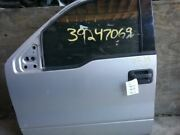 Driver Front Door New Style Curved Belt Line Fits 04 Ford F150 Pickup 366863