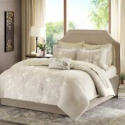 Madison Park Essentials Cozy Bed In A Bag Comforter With Complete Cotton Sheet S