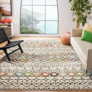 Safavieh Amsterdam Collection Ams108a Boho Chic Moroccan Distressed Area Rug 10