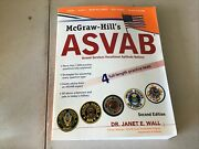 Mcgraw-hill's Asvab By Janet E. Wall 2013, Paperback