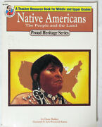 Native Americans The People And The Land Teacher Resource Book
