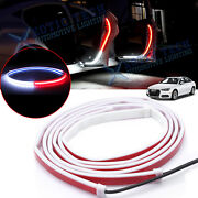 For Audi A4 A3 A5 A6 Tt Door Opening Welcome Led Light Anti-collision Flashing