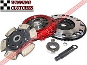 Winning® Stage 3 Clutch Kit For Acura Rsx K20 / Honda Civic Si 2.0l 5+6 Speed