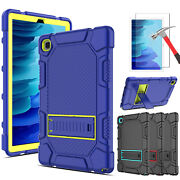For Samsung Galaxy Tab A7 10.4and039and039 2020 Tablet Case Stand Cover+screen Protector