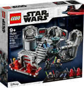 Lego Star Wars Death Star Final Duel 75291 Building Set Toy For Boys New Sealed