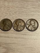 1944, 1946, 1955 No Mint Lincoln Wheat Back Pennies Get All 3 Offer