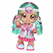Kindi Kids Playtime Dr Cindy Pops Doll With Her Stethoscope And A Lollipop Shopk