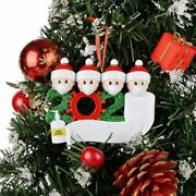 Personalized Christmas Ornament For 2020 Xmas Hanging Ornaments Family Love Gift