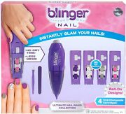 Blinger Ultimate Nail Wand Collection - Glam Your Nails In No Mess No Waiting