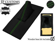 Green Stitch Leather Gear + Base Frame Kit For Rover Sd1 2300 2600 3500 76-82