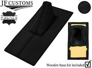 Black Stitch Leather Gear + Base Frame Kit For Rover Sd1 2300 2600 3500 76-82