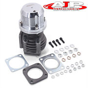 Universal Turbo Charger External Wastegate Racing Upgrade 50mm 12psi Boost Jdm