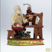 2012 Hallmark Keepsake Ornament Once Upon A Christmas 2 In Series-time For Toys