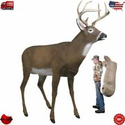 Flambeau Masters Series Boss Buck Decoy Outdoor Sport Deer Hunting